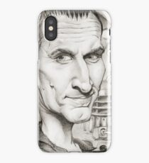 9th Doctor by Sheik iPhone Case/Skin