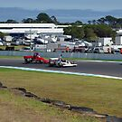 F5000s at Play by TeaCee