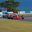 Lola - Hart F1 by TeaCee