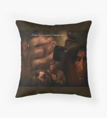 Desperate Souls  Throw Pillow