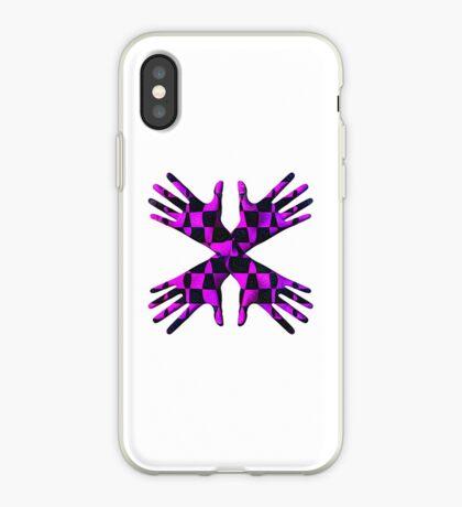 #DeepDream Gloves 5x5K v1456239375 iPhone Case