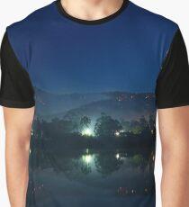 Eildon Pondage  Graphic T-Shirt
