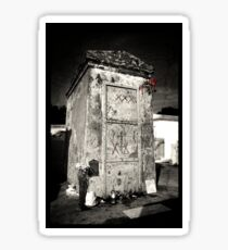 Marie Laveau's Tomb Sticker