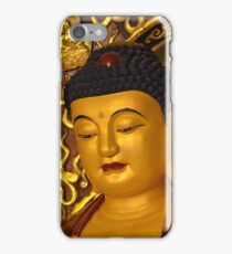 Asia Golden Buddha iPhone Case/Skin