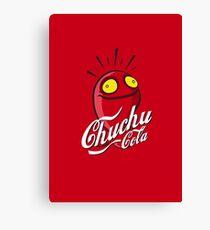 Chuchu Cola Canvas Print