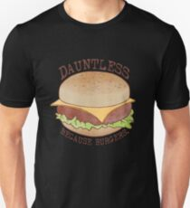 Dauntless - Weil Burger Unisex T-Shirt