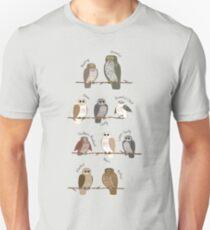 Oz Owls 2 Unisex T-Shirt