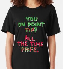 All The Time Phife Slim Fit T-Shirt
