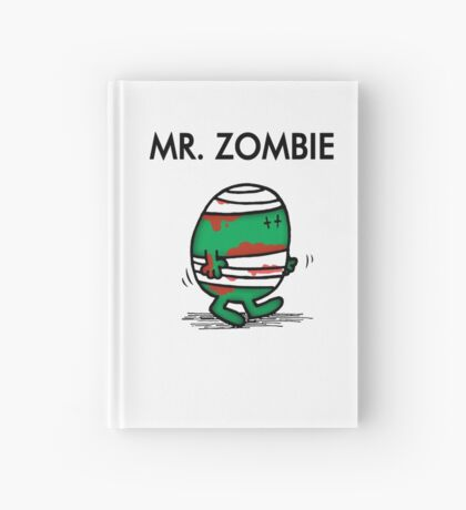 MR. ZOMBIE Hardcover Journal