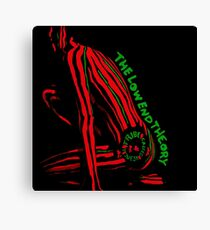 A Tribe Called Quest The Low End Theory Canvas Print