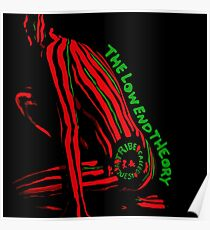 A Tribe Called Quest The Low End Theory Poster