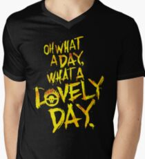Mad Max Fury Road What A Lovely Day!  Men's V-Neck T-Shirt