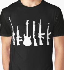 weapon of choice Graphic T-Shirt