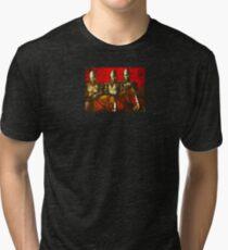 Three Knights Tri-blend T-Shirt
