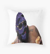 Grim Ross Throw Pillow