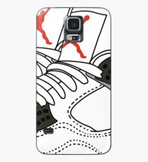 jordans illustration Case/Skin for Samsung Galaxy