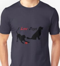 Cute Dogs T-Shirt