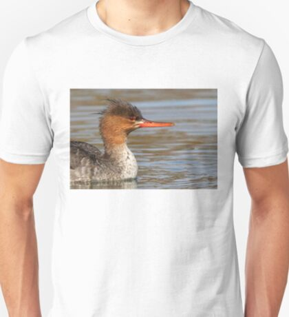 Red-breasted Merganser T-Shirt