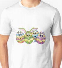 Easter Eggs Cartoon T-Shirt