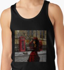 Ghosts in London Tank Top