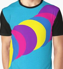 The Happy Gumball Collection - Blue Dude Graphic T-Shirt