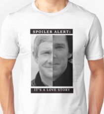 JOHNLOCK | Love Story T-Shirt