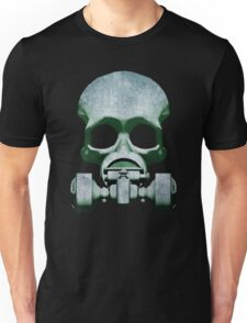 Steampunk / Cyberpunk Skull Gas Mask T-Shirt