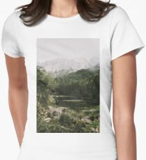 In Silence - Landscape Photography T-Shirt