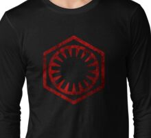 The First Order Symbol Long Sleeve T-Shirt