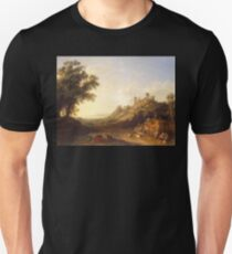Jacob Philipp Hackert Landscape Unisex T-Shirt
