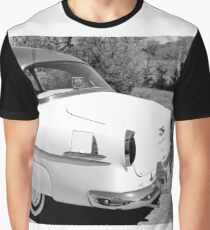 Classic car on the move Graphic T-Shirt