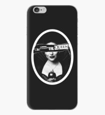 God save the Evil Queen iPhone Case