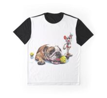 Boys Toys Tee Graphic T-Shirt