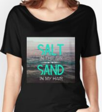 Salt and Sand Women's Relaxed Fit T-Shirt