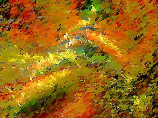 From The Painting Easel #7 by glink