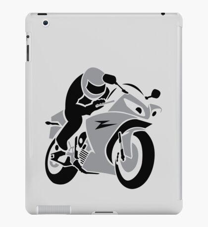 Biker VRS2 iPad Case/Skin