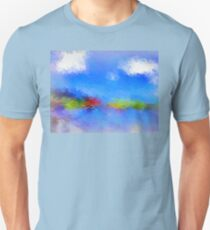From The Painting Easel #6 Unisex T-Shirt