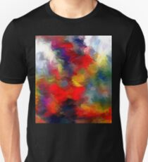 From The Painting Easel #1 Redo Unisex T-Shirt