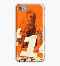 johan cruyff iPhone Case/Skin