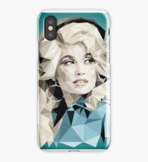 Dolly Parton Pixel Art iPhone Case/Skin