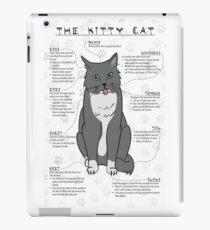 The Kitty Cat iPad Case/Skin