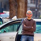 Roman taxidriver by Snapshooter