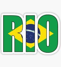 Rio. Sticker