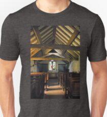 Church of St Olaf, Wasdale head. Interior. T-Shirt