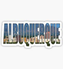 Albuquerque Sticker