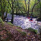 Washburn Valley Kayaking by Kat Simmons