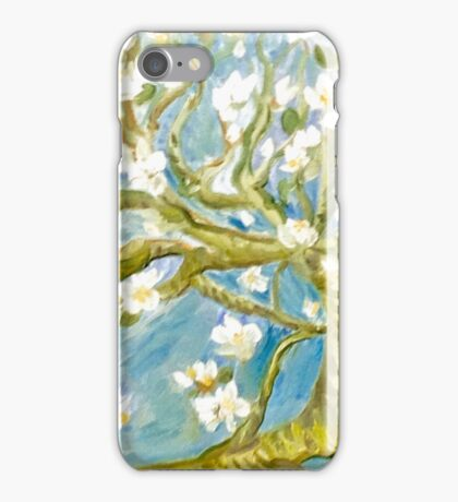 Almond in Bloom: in Quest of all things Vincent iPhone Case/Skin