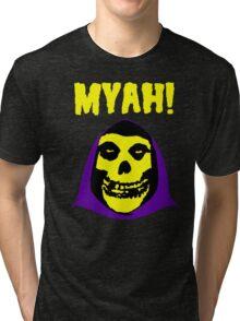 Skeletor-Misfits Composite Tri-blend T-Shirt