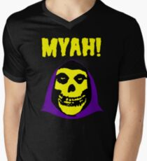 Skeletor-Misfits Composite Mens V-Neck T-Shirt