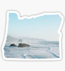 OR- Ecola Lookout Sticker